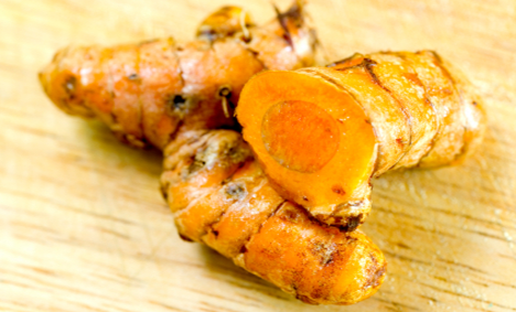 Turmeric should be your choice herb for today